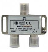 Делитель на 2 ТВ/5-1000 мГц