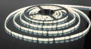 Светодиодная лента 60 LED 4.8Вт IP65 белый свет