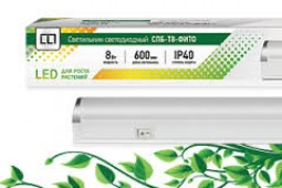 Светильник ASD СПБ-Т8 ФИТО 14Вт 160-260В IP40 1200мм /для роста растений