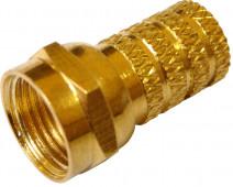 F-разъем RG 6-U GOLD