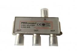 Делитель на 3 ТВ/5-2500 мГц