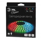 Лента светодиодная ЭРА LS5050-60LED-IP20-RGB