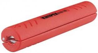 Инструмент для снятия изоляции с коаксиальных кабелей KNIPEX 16 60 100 SB KN-1660100SB
