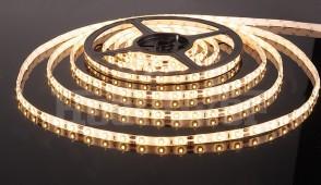 Лента LED/60LED 4.8W IP65 белый теплый