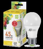 LED-A60-econom 5.0 Вт (220~240В, E27, 400Лм, 3000К)