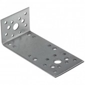 Крепежный уголок ассиметричный KUAS 90*50*55*2,0