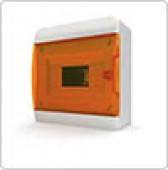 Пластиковый распределительный щит BNO 40-08-1