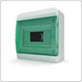 Пластиковый распределительный щит BNZ 40-08-1