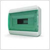 Пластиковый распределительный щит BNZ 40-12-1