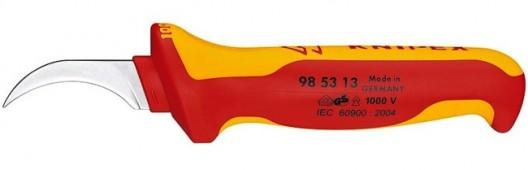 Нож для снятия изоляции KNIPEX 98 53 13 KN-985313