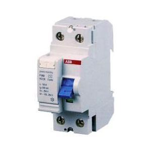 Блок утечки тока 2-полюсн. ELC F362 25A 30mA ABB
