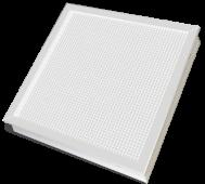 Панель светодиодная LPU-eco Призма 36Вт 160-260В 4000К 3000Лм 595х595 универ IP40