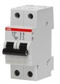 Автоматический выключатель ABB SH202L C25 2-полюсный (2CDS242001R0254)
