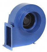 BP-Globo 500, Однофазный радиальный вентилятор низкого давления (D-160 мм)