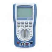EONE ET201 2 в 1 цифровой интеллектуальный портативный запоминающий осциллограф мультиметр