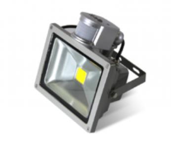 Прожектор светодиодный ASD СДО-2Д-30 30Вт 220-240В 6500К 2400Лм с датчиком движения