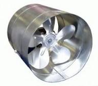Вентилятор канальный осевой NORD 160
