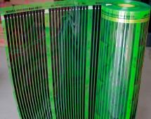 """Карбоновая нагревательная пленка  GREEN """" HEAT ECO"""" НТ 310  (ширина 100 см) - 100 м.п., 220 вт/м.кв."""