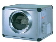 Круглый канальный изолированный вентилятор SDB 125